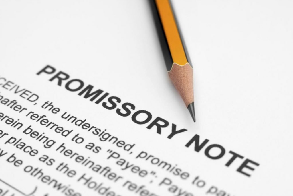 Writing a Simple Promissory Note for a Personal Loan (with Sample)