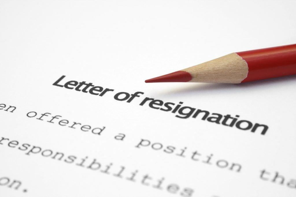 Polite Resignation Letter Sample